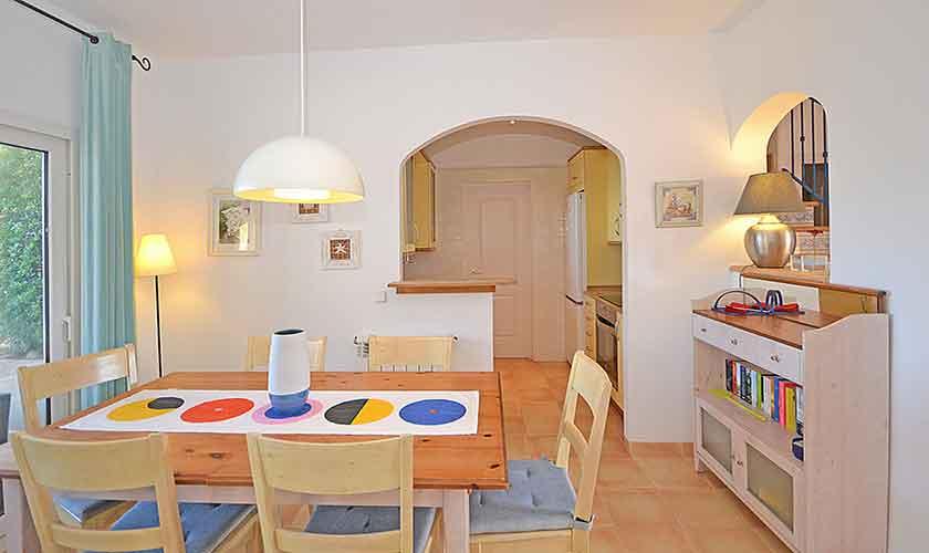 Esstisch Ferienhaus Mallorca PM 440
