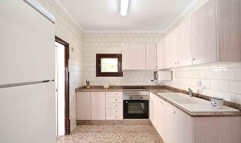 Küche Ferienhaus Mallorca PM 462