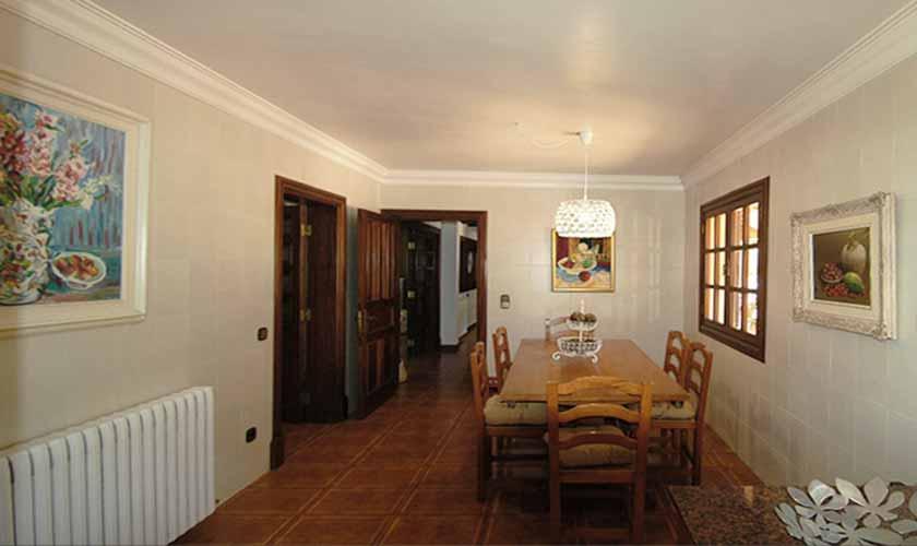 Wohnraum Ferienvilla Mallorca PM 5140