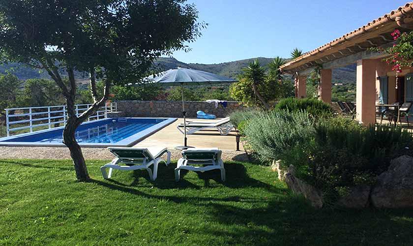 Pool und Ferienfinca Mallorca 6 Personen PM 5204