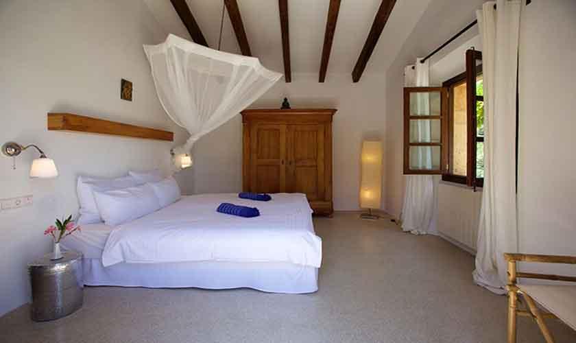Schlafzimmer Finca Mallorca Pool PM 5208