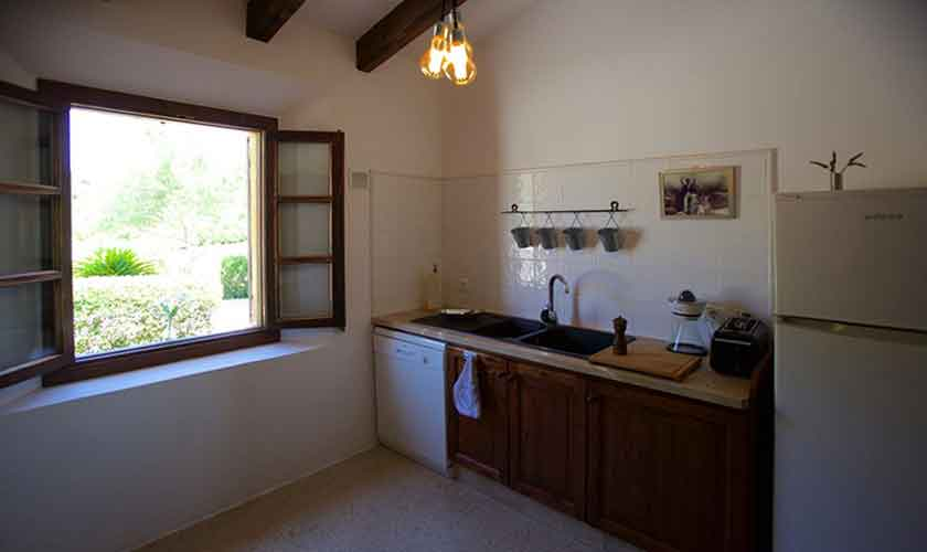 Küche Finca Mallorca 8 Personen PM 5208