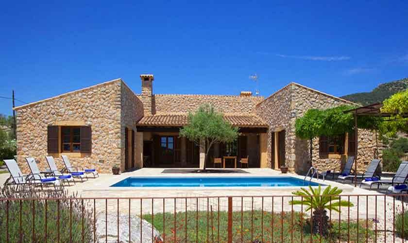 Pool und Finca Mallorca 8 Personen PM 5208