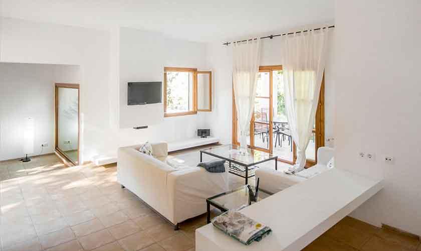 Wohnraum Finca Mallorca Nordosten PM 5215