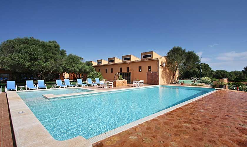 Pool und Finca Mallorca PM 522