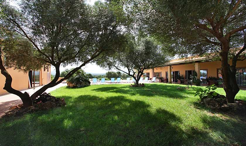 Garten und Finca Mallorca PM 522