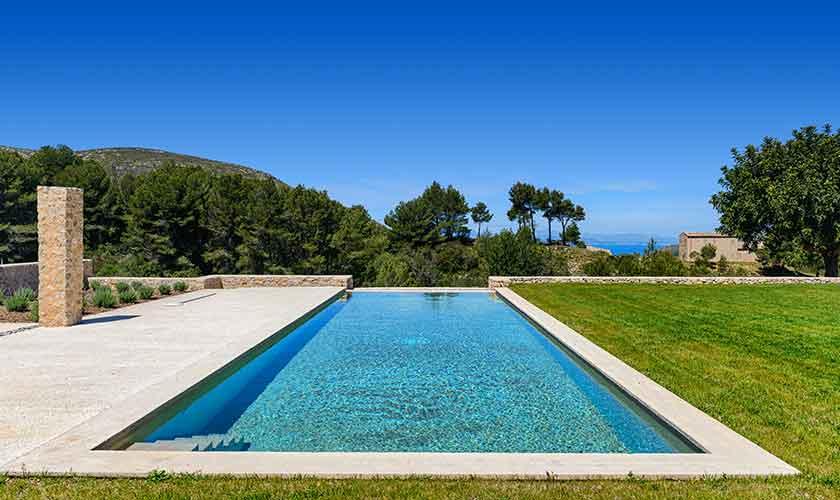 Pool und Meerblick Villa Mallorca PM 5240