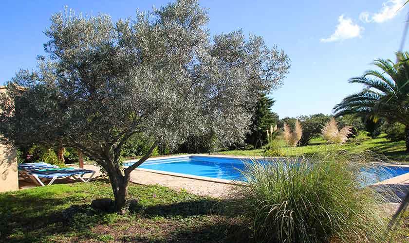 Pool und Finca Mallorca bei Arta PM 5241