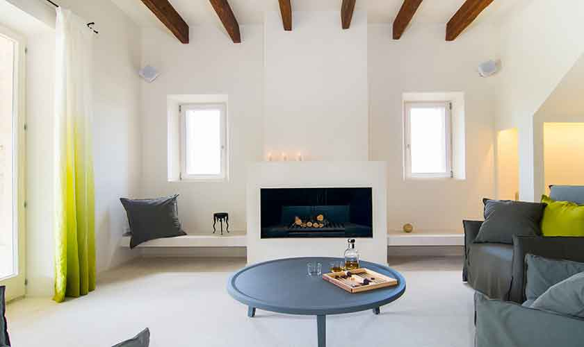 Wohnraum Finca Mallorca Nordosten PM 5243