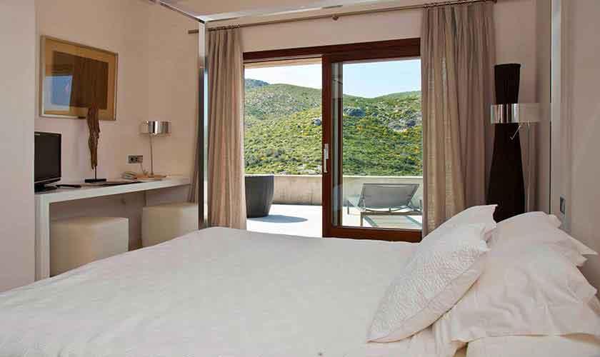 Schlafzimmer Son Barbassa de Dalt