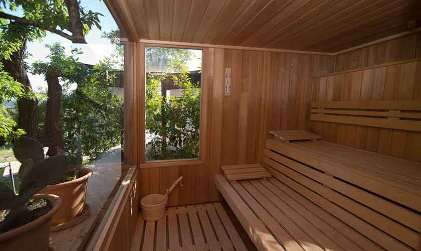 Sauna Son Barbassa PM 535
