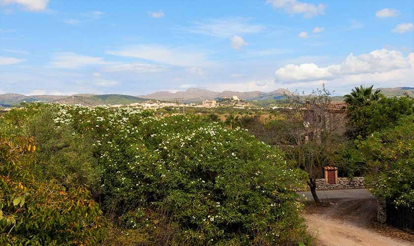 Landschaft bei Finca Mallorca bei Arta PM 5350