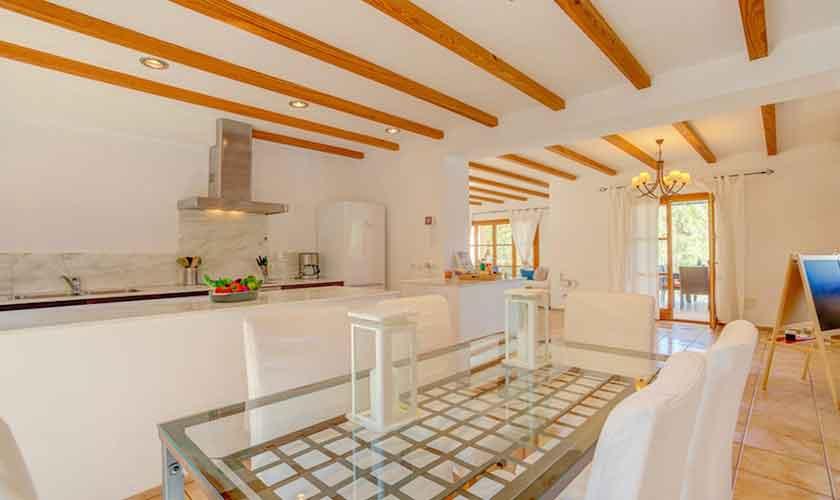 Küche Finca Mallorca bei Artá PM 5351