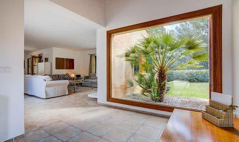 Wohnraum Finca Mallorca bei Artá PM 5352