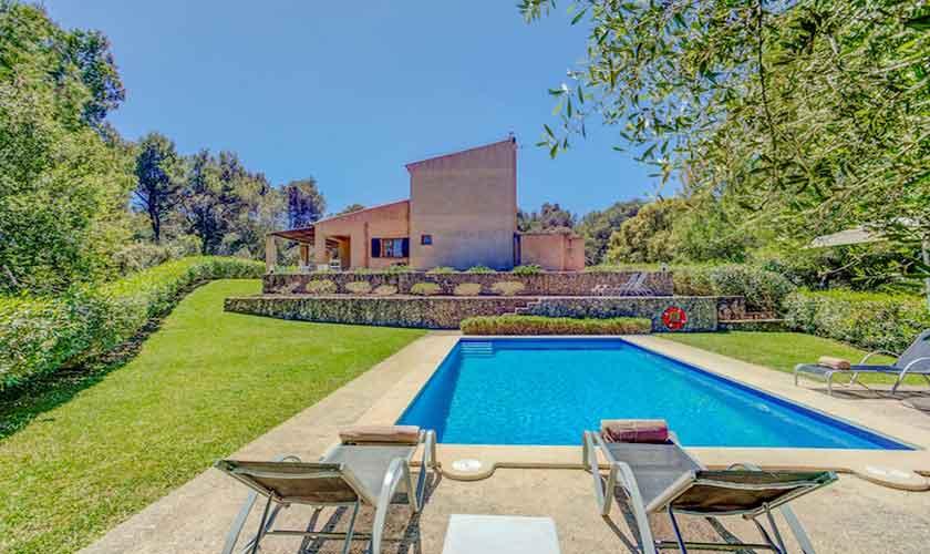 Pool und Finca Mallorca bei Artá PM 5352