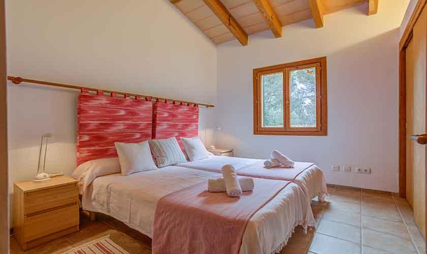 Schlafzimmer Finca Mallorca bei Artá PM 5352