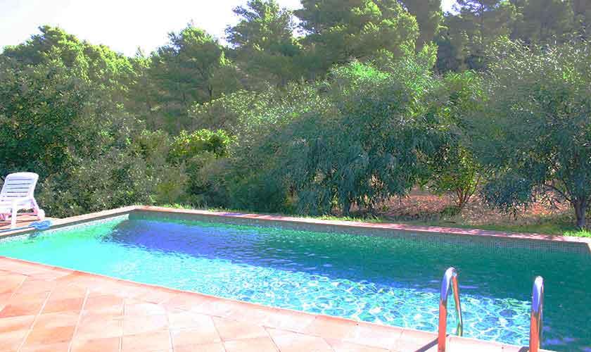Poolblick Finca Mallorca PM 541