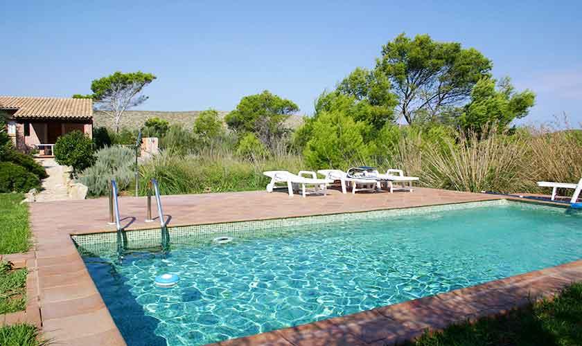 Pool und Finca Mallorca PM 541