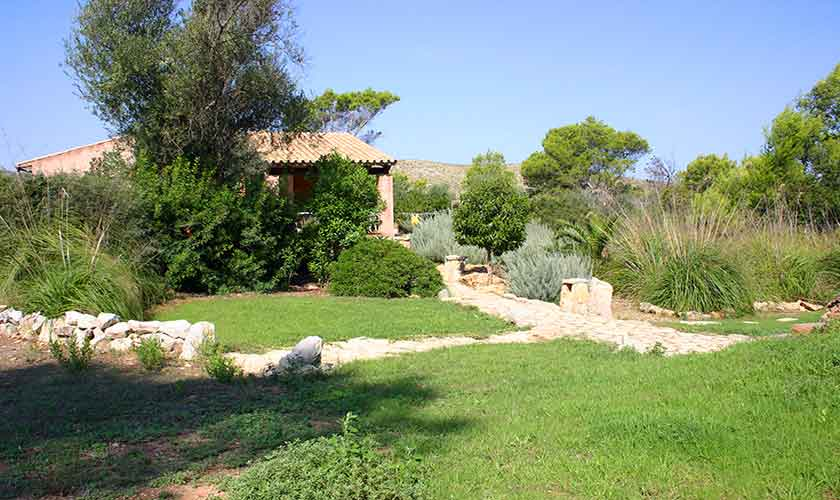 Garten und Finca Mallorca PM 541