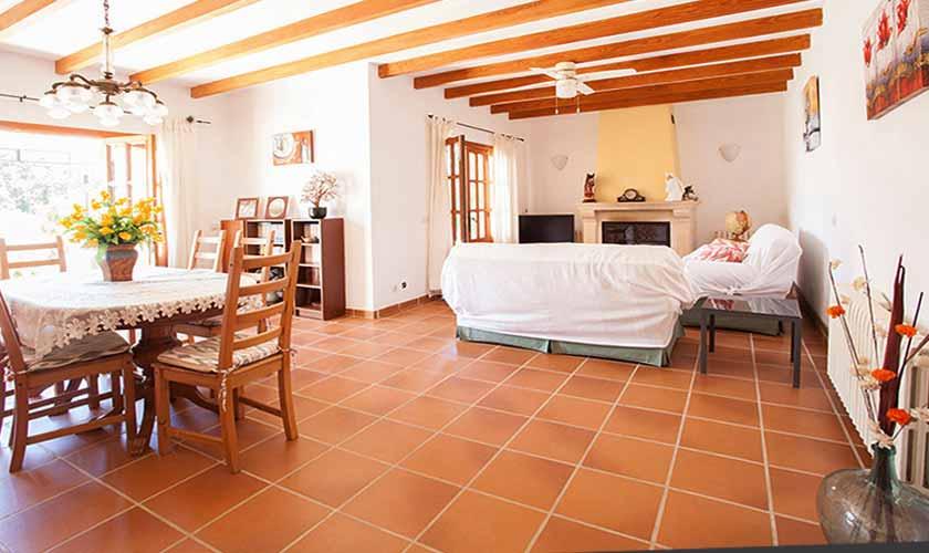 Wohnraum Finca Mallorca 6 Personen PM 5424