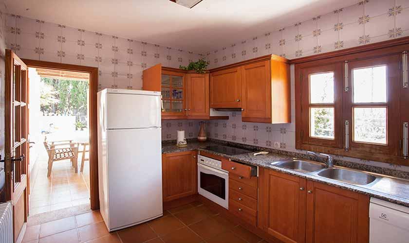 Küche Finca Mallorca 6 Personen PM 5424