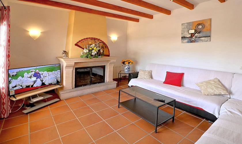Wohnraum Finca Mallorca PM 5424