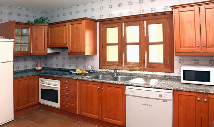 Küche Finca Mallorca PM 5424