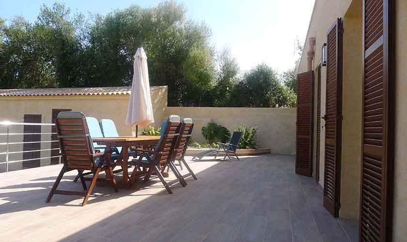 Terrasse Finca Mallorca PM 5496