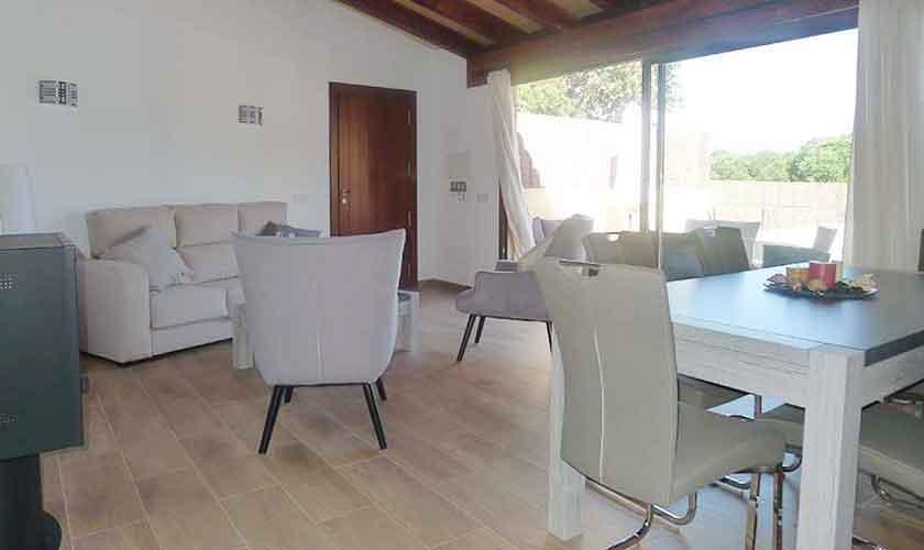 Wohnraum Finca Mallorca PM 5496
