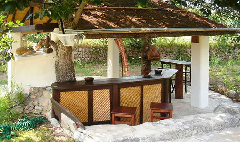 Poolbar Finca Mallorca PM 558