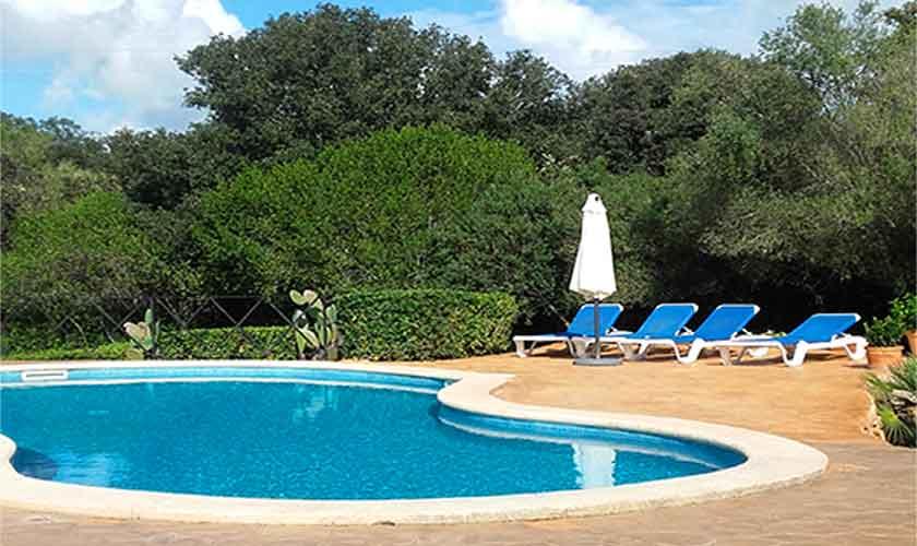 Poolblick Finca Mallorca PM 559