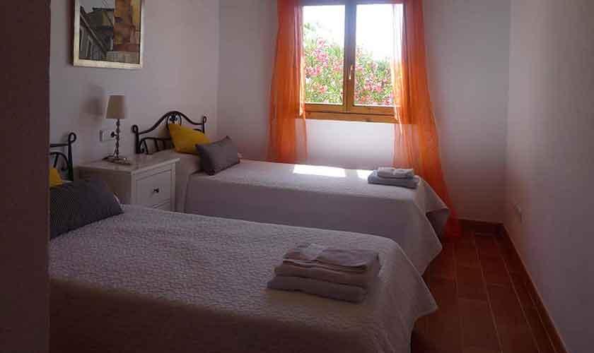 Schlafzimmer Finca Mallorca mit Pool PM 5681