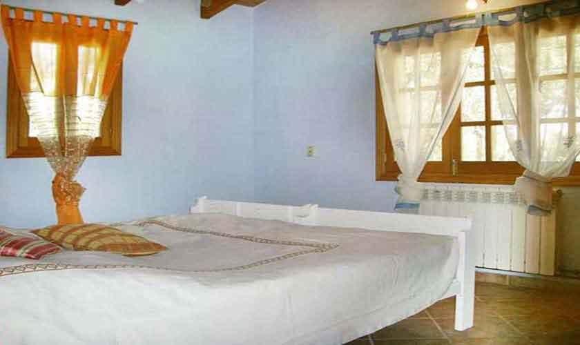 Schlafzimmer Gästehaus Mallorca Nordosten PM 5892