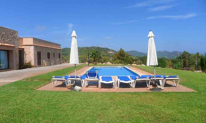 Pool und Finca Mallorca PM 593