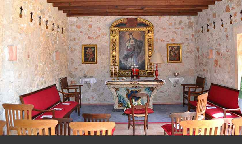Kapelle Finca Mallorca Son Suau Vell