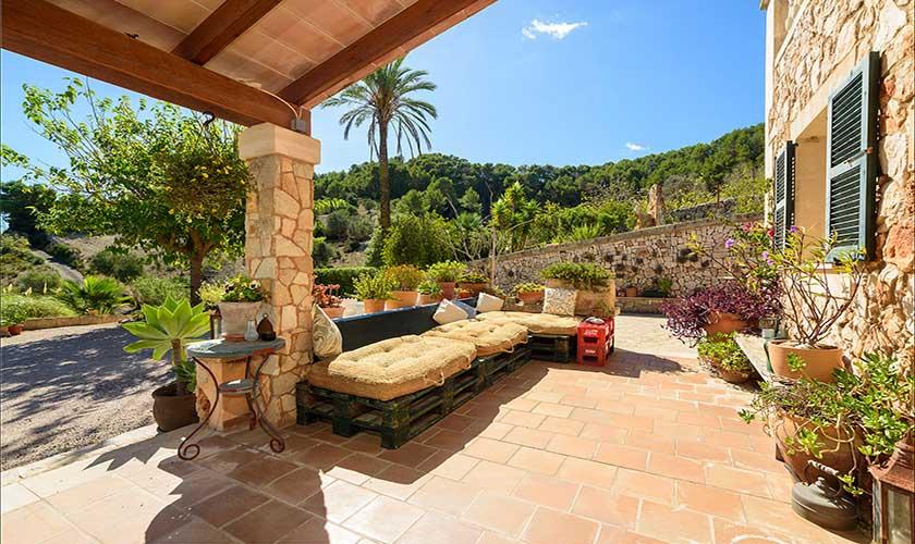 Terrasse Finca Mallorca PM 6010