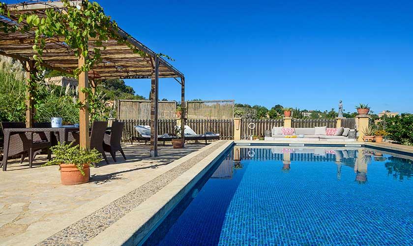 Pool und Terrassen Finca Mallorca PM 6010