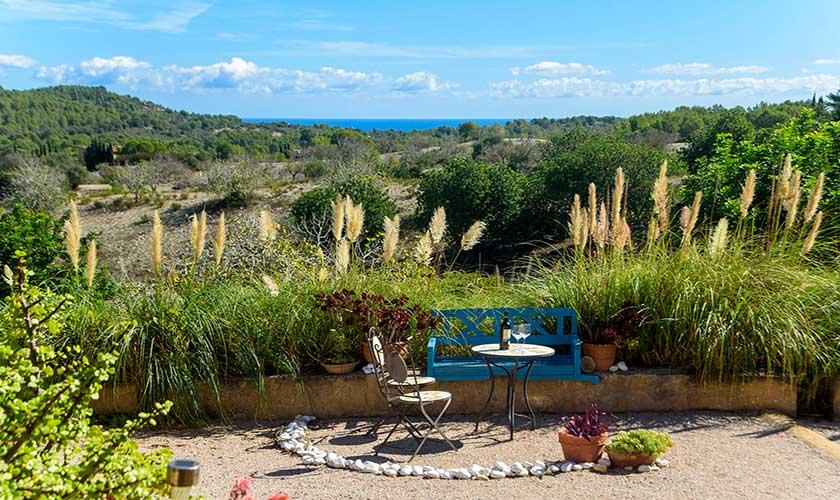 Pool und Garten Finca Mallorca PM 6010
