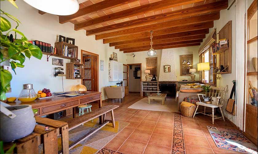 Wohnraum Finca Mallorca PM 6010