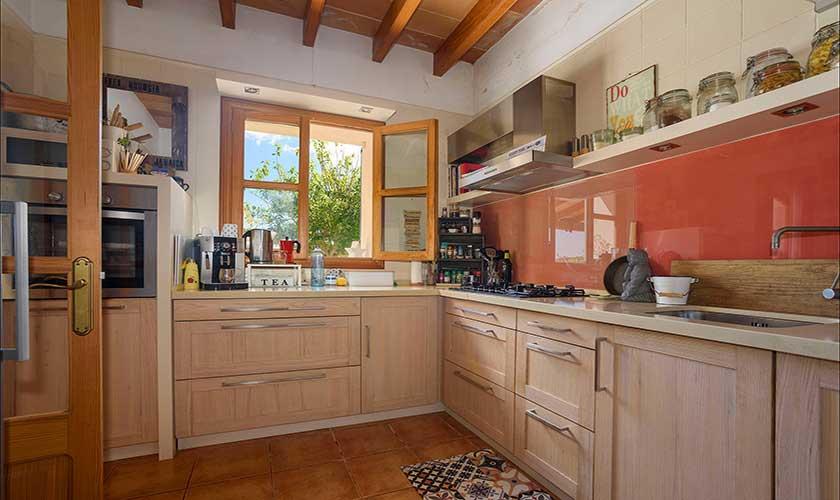Küche Finca Mallorca PM 6010