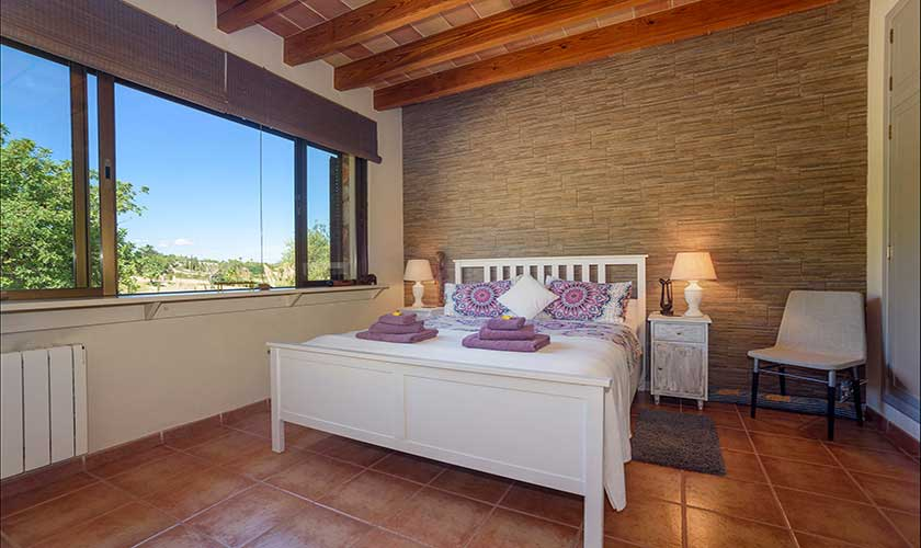 Schlafzimmer Finca Mallorca PM 6010
