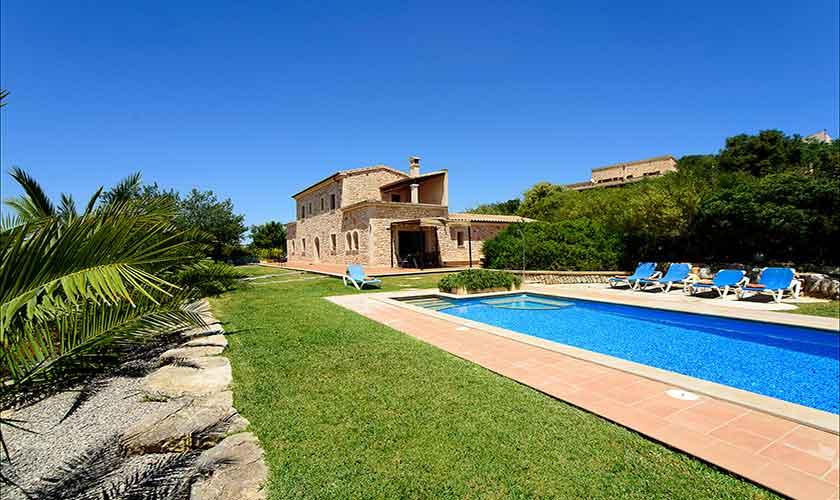 Pool und Finca Mallorca 6 Personen PM 6012