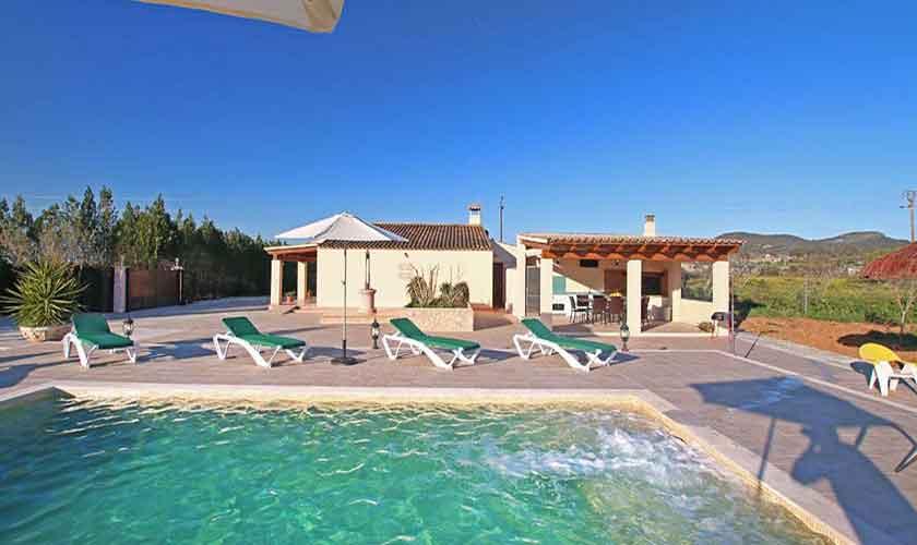 Pool und Finca Mallorca Osten PM 6014