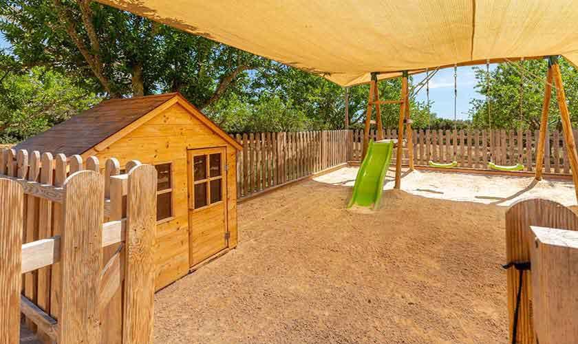 Spielplatz für Kinder Finca Mallorca PM 6064