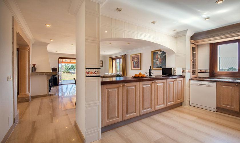 Küche Finca Mallorca PM 6071