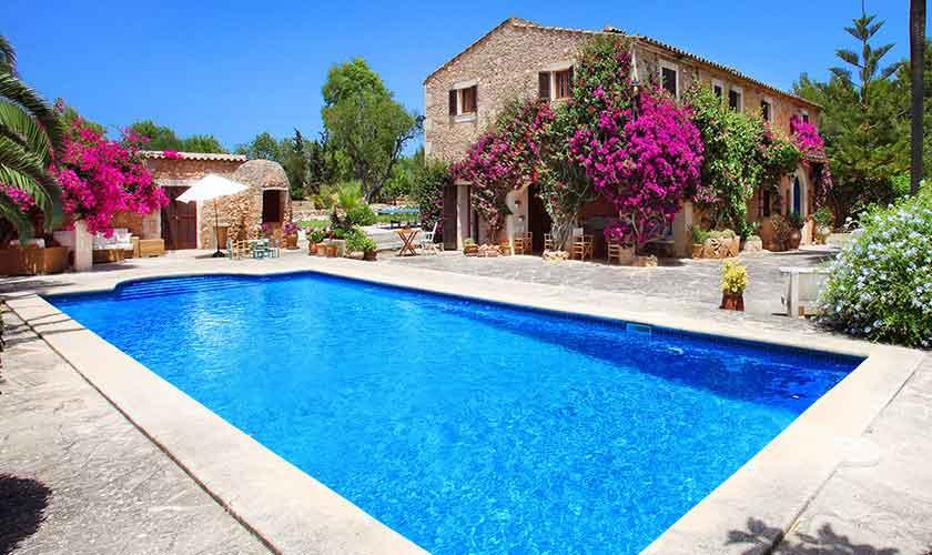 Pool und Finca Mallorca PM 6074