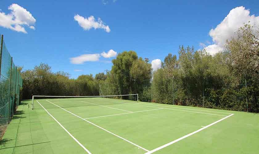 Tennisplatz Finca Mallorca PM 6074