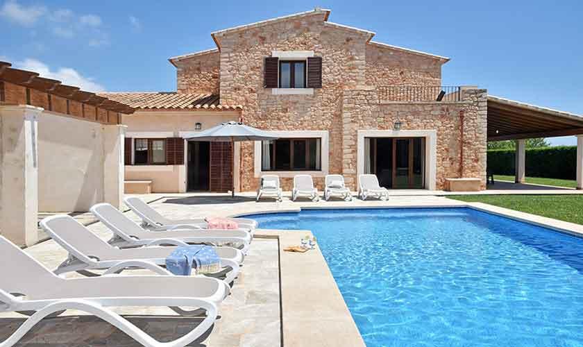Pool und Finca Mallorca 10 Personen PM 6076