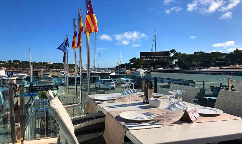 Restaurant Yachthafen Porto Petro