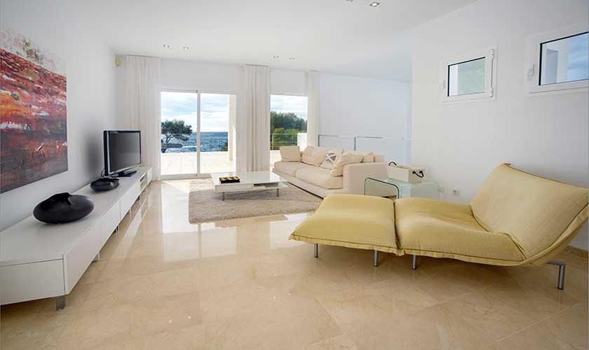 Masterbedroom Ferienvilla Mallorca 12 Personen PM 6088
